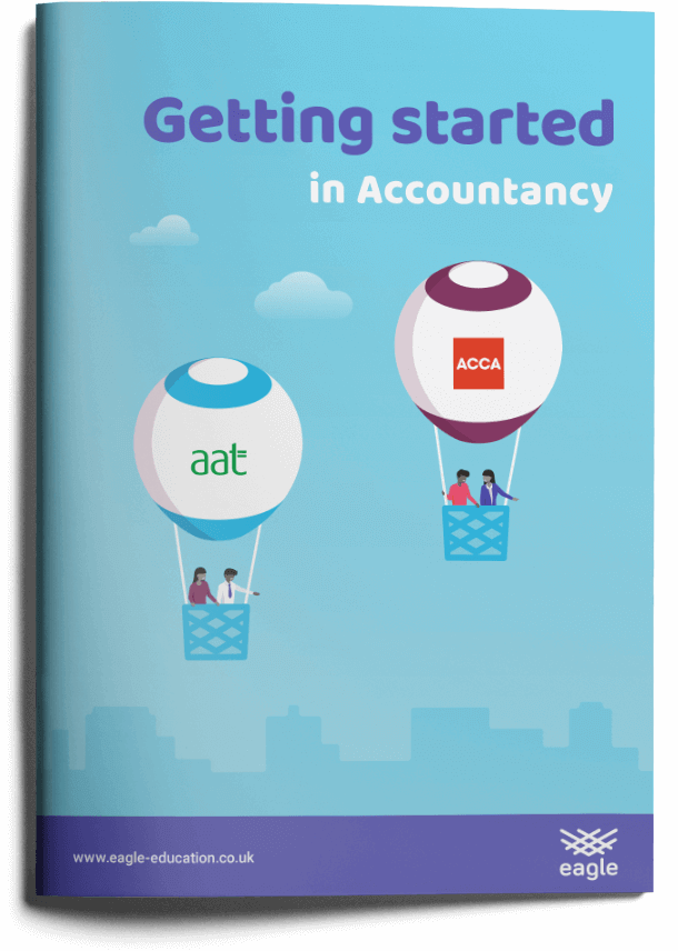 Getting started with Accountancy brochure cover